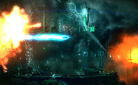Introducing RESOGUN, the New PS4 Exclusive from the Super Stardust Team