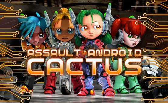 Assault Android Cactus Unleashes Bullet Hell on PS4, PS Vita