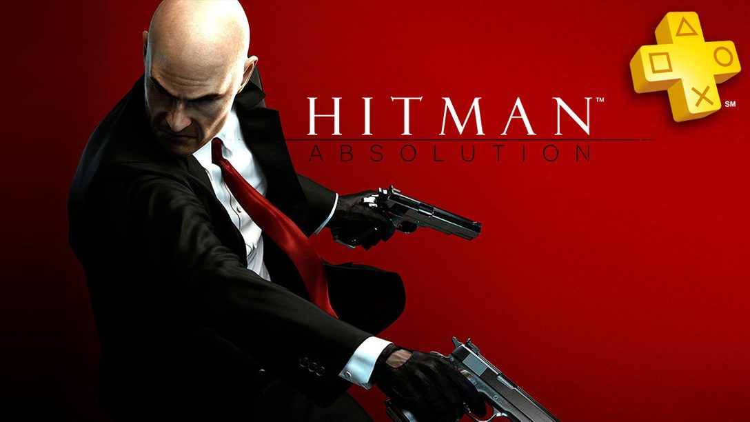 PS Plus August Preview: Hitman: Absolution Free for Members Tomorrow
