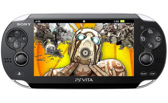 Borderlands 2 Coming to PS Vita