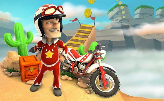 Joe Danger, Joe Danger 2 Coming to PS Vita in 2014