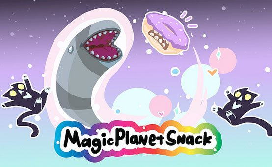 Magic Planet Snack Deluxe Launches on PlayStation Mobile Today