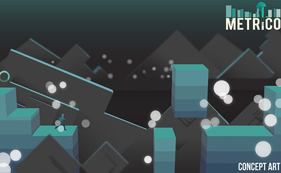 Metrico on PS Vita: Infographics and Input Morphing