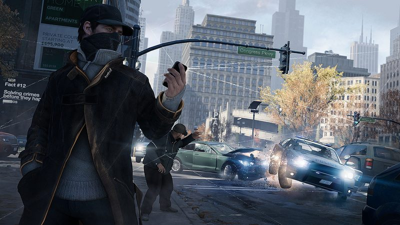 New Watch_Dogs video shows player freedom and multiplayer features
