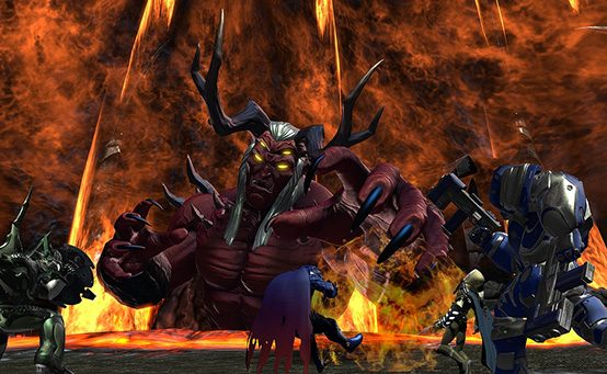 DC Universe Online: Sons of Trigon DLC Launching Today