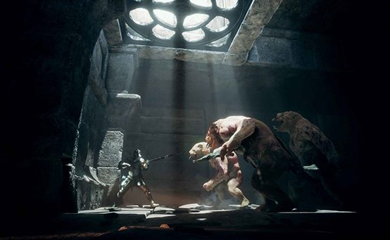 Hands-on with Deep Down on PS4: Ambitious Dungeon Crawling