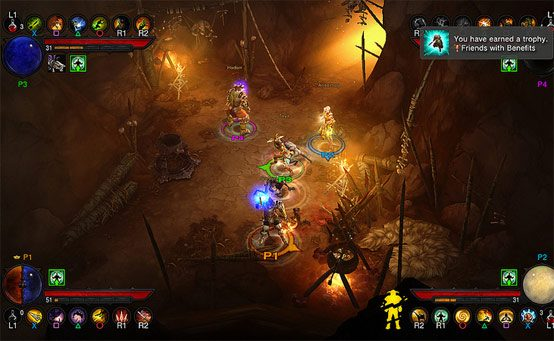 Diablo III Out Today on PS3 With Exclusive Items