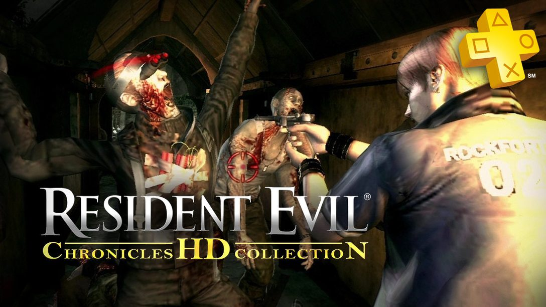 PS Plus: Resident Evil Chronicles HD Collection Free for Members