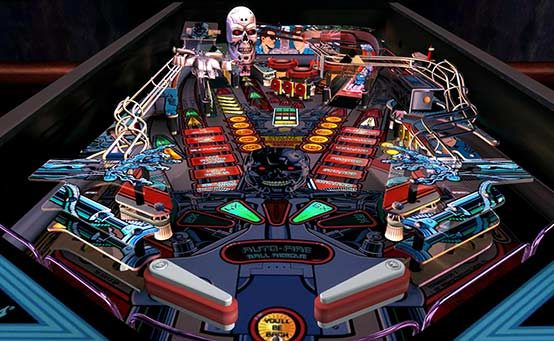 The Pinball Arcade Gets Terminator 2 Table on Tuesday