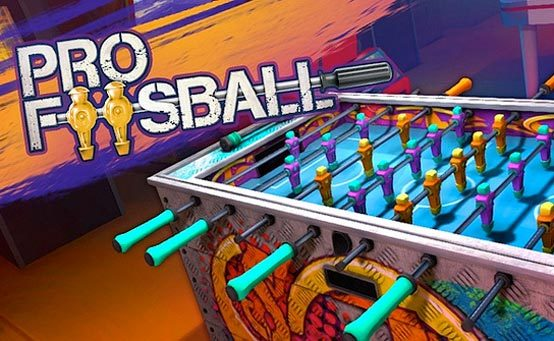 Pro Foosball on PS3 Out Tomorrow