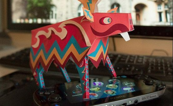 Tearaway: Building Your Own Papercraft World