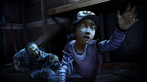 The Walking Dead Season Two coming to PS3 and PS Vita