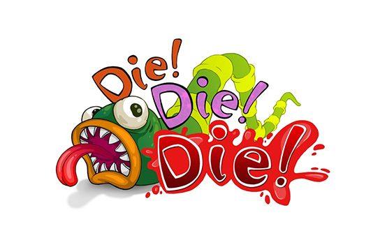 Die!Die!Die! Out Today on PS Vita
