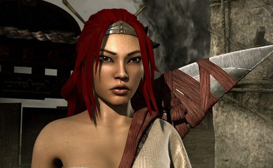 Heavenly Sword Animated Feature Film Coming In 2014 Playstation Blog