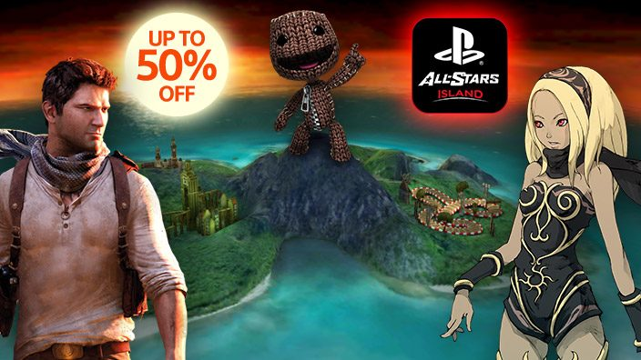 inFAMOUS, Uncharted, Gravity Rush, LBP titles discounted this week