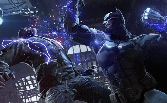 Batman: Arkham Origins Out Tomorrow on PS3