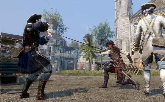 Assassin's Creed Liberation HD Coming January 14th to PlayStation Store