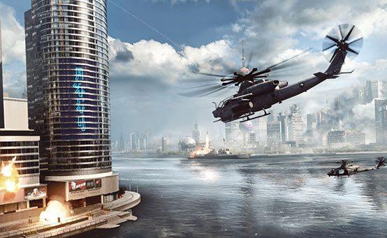 Battlefield 4 Open Beta Starts Today on PS3