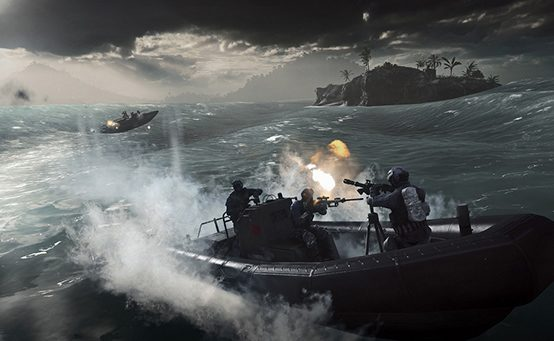 Battlefield 4 Out Today on PS3