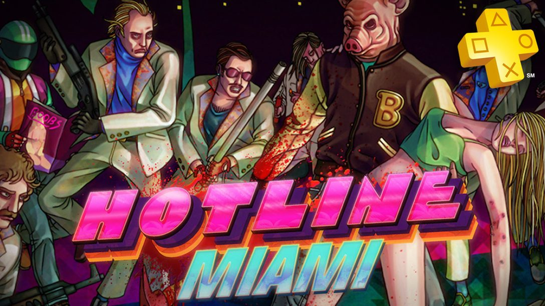 PS Plus: Hotline Miami Free for Members