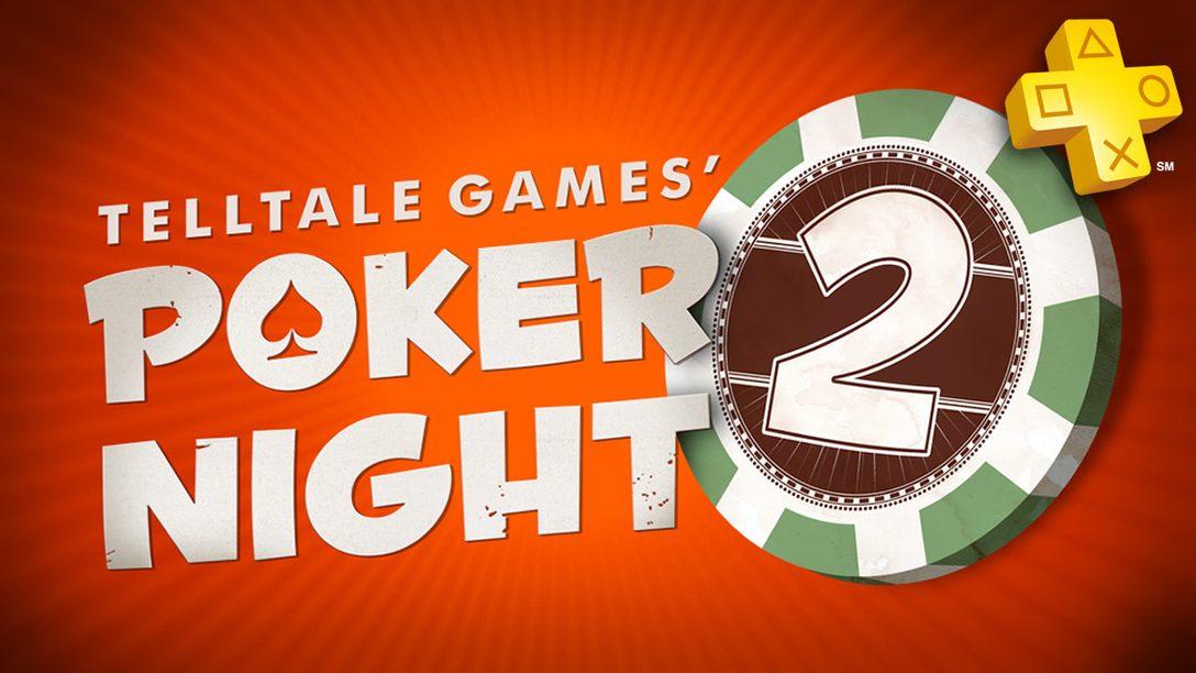 PS Plus: Poker Night 2 Free for Members