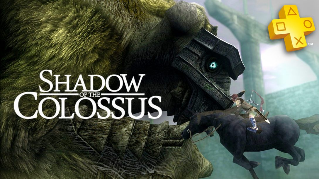 PlayStation Plus: Shadow of the Colossus Free for Members