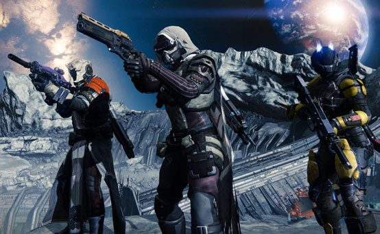A Warm Holiday Wish from Bungie