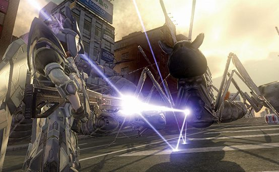 Earth Defense Force 2025 Hits PS3 in February 2014, Pre-order Details Revealed