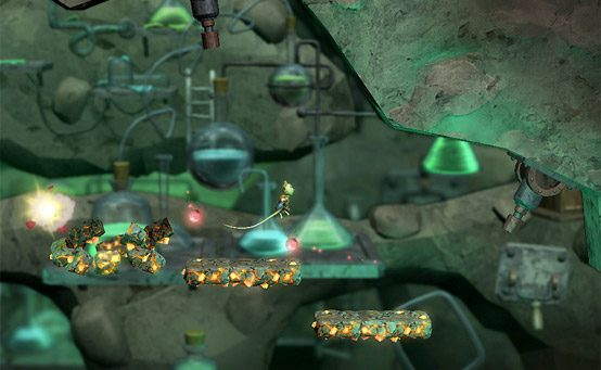 Ethan: Meteor Hunter on PS3 Today