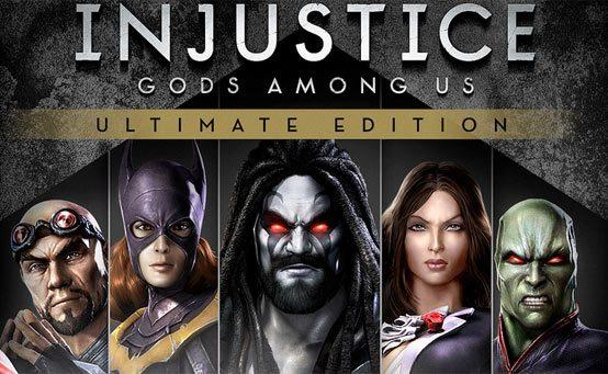 Injustice: Gods Among Us Hits PS Vita November 12th