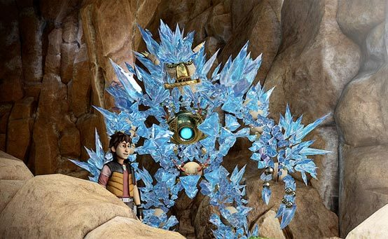 Hands-on with Knack on PS4: Delightfully Deceptive