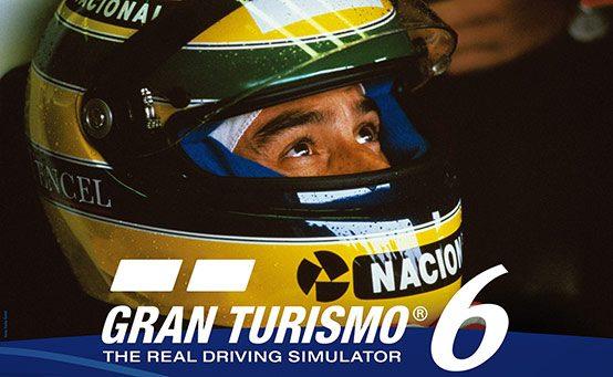 Gran Turismo 6 Partners with Ayrton Senna Institute