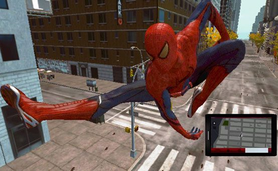 The Amazing Spider-Man Swings to PS Vita