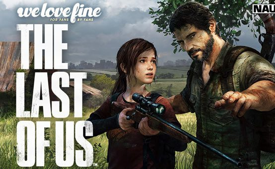 The Last of Us We Love Fine Fan Art Design Contest