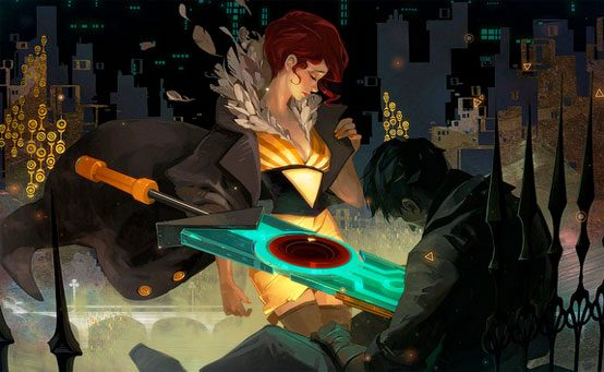 Transistor and the Secrets of DualShock 4