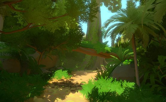 Hands-on with The Witness on PS4