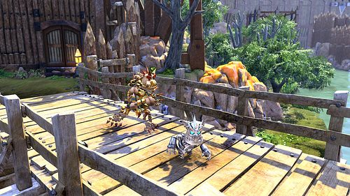 More ways to play Knack: Introducing two-player co-op and mobile app Knack's Quest