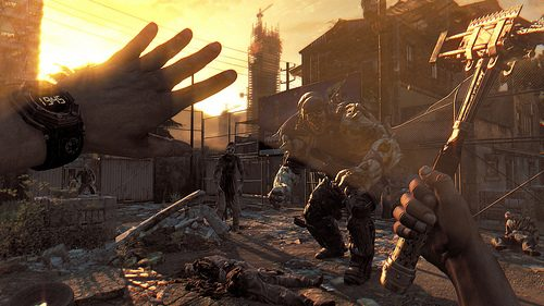 How light comes alive in Dying Light on PS4
