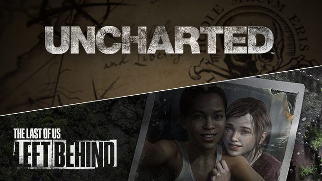 Uncharted on PS4 and The Last of Us: Left Behind DLC on PS3 revealed!