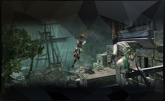 Flying Dutchman : Assassins Creed 4 Multiplayer Event