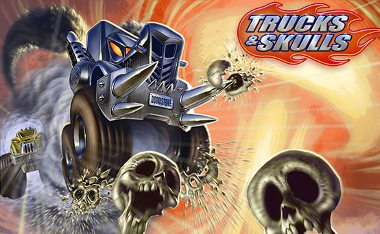 Trucks & Skulls Coming to PlayStation Mobile Today