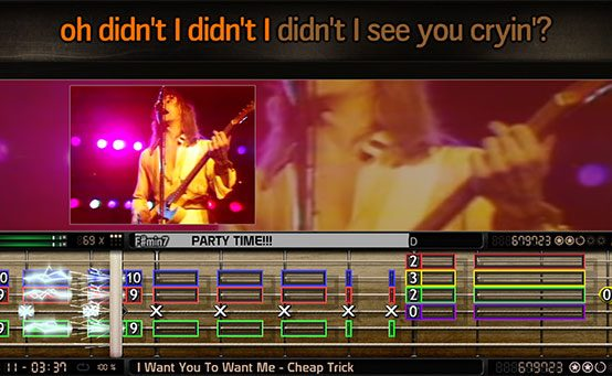 BandFuse: Rock Legends Out Today on PS3