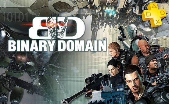 PS Plus: Binary Domain & Oddworld: Stranger's Wrath Free for Members