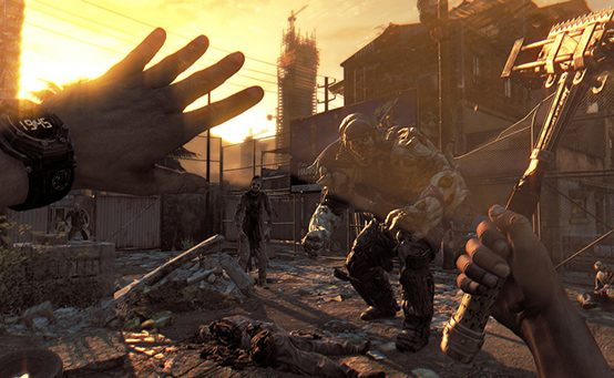 Hands-on with Dying Light on PS4