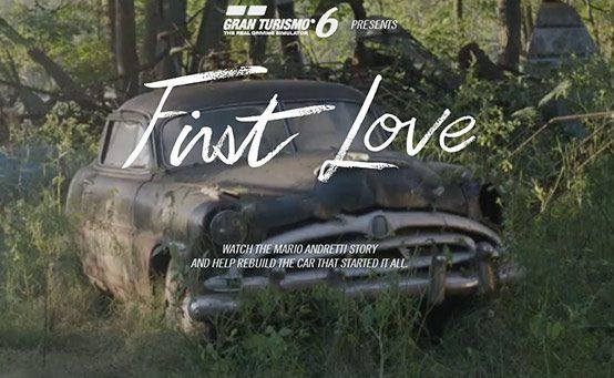 Gran Turismo 6 Features Mario Andretti's First Love