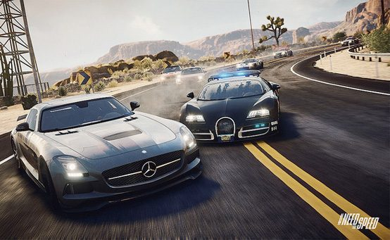 Need for Speed Rivals Hands-On