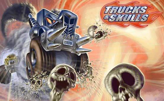 PS Mobile Update: Trucks & Skulls and Vacation Vexation Arrive this Week on PlayStation Mobile