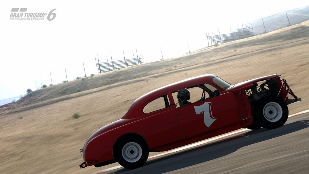 Mario Andretti's 1948 Hudson now available in Gran Turismo 6