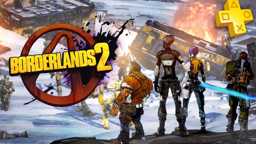 PlayStation Plus: Borderlands 2 Free for Members