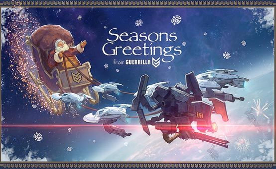 Season's Greetings from the Killzone Team at Guerrilla Games!